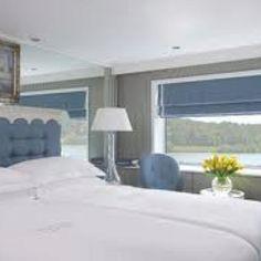River Empress room