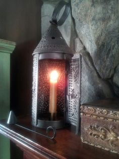 Sturbridge Village Lantern