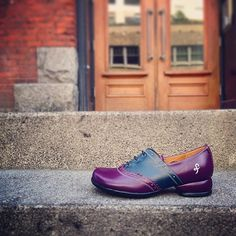 SneakPreview: The Fluevog favourite, The Erika, gets a whole new colourway for Fall '14!