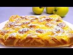 ALMA PITE val vel Tejsodó Krém! ízletesebb Charlotte! - YouTube Apple Custard, Custard Cake, Apple Pie, Other Recipes, Sweet Recipes, Cake Recipes, Doctor Cake, Clafoutis Recipes, Sweet Cakes