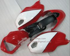 DUCATI 696 WHITE RED Dark Red, Red And White, Black, Ducati 696, Ducati Monster, Watch, Fit, Clock, Black People