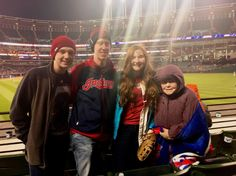 A lifelong Cleveland Indians fan nothing will stop 93-year-old Virginia Rhoades from rooting on her Tribe