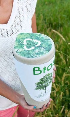 Biodegradable Urns Will Turn You Into A Tree After You Die