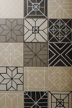 Porcelain stoneware wall/floor tiles TERRAVIVA - @fioranese