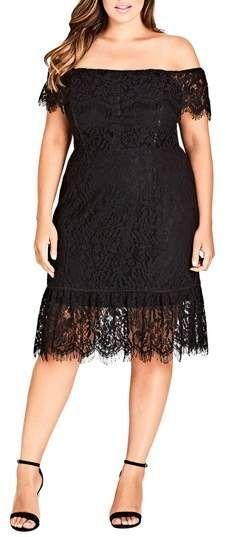 158904aee2d Plus Size Lace Dress - Plus Size Fashion for Women  plussize Curvy Women  Fashion