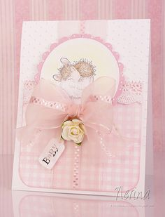 Adorable Baby by Nerina's Cards, via Flickr
