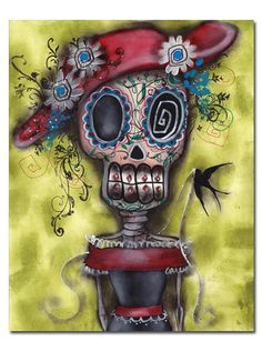 Looking For Love by Abril Andrade #inked #inkedshop #inkedmagazine #decor #art