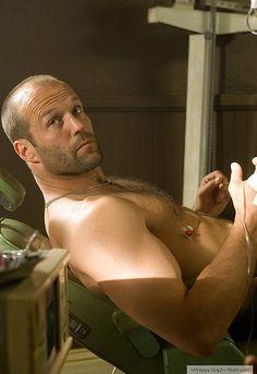 Jason Statham - Did u say something...