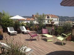 roof deck, cannes. <3 <3 <3