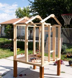 Build Your Own Chicken Coop – A story of chickens