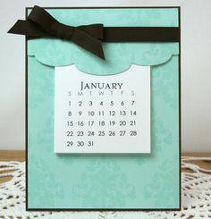 Kloset Kreations: Christmas Made Easy Mini calendar idea