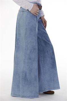 Bol Paça Kot Pantolon | Modelleri ve Uygun Fiyat Avantajıyla | Modabenle