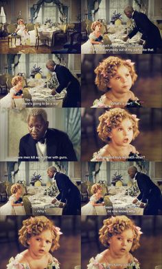 The Littlest Rebel-Shirley Temple(1935)