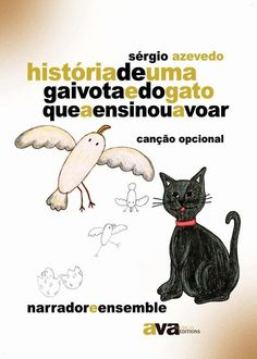 história de uma gaivota e do gato que a ensinou a voar - Pesquisa Google