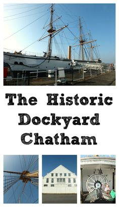 The Historic Dockyard at Chatham, in Kent, UK has family activities at the school holidays and weekends. We joined in with Doc Yard's Secret Lab.