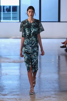 Ginger & Smart Australian Fashion Week, 2014 MBFWA