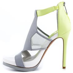 Roma - Grey Down Lime  Circus by Sam Edelman $99.99 OMG love them!
