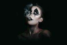 Photographer: Emma Wondra Model: Emma Wondra #DarkBeauty #DarkBeautyMag #selfportrait #photography