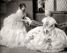 Fotograaf: Gertrude Kasebier / Ruches en bloeit,1906