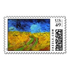 Van Gogh Wheatfield with Crows (F779) Fine Art Postage Stamp We provide you all shopping site and all informations in our go to store link. You will see low prices onReview Van Gogh Wheatfield with Crows (F779) Fine Art Postage Stamp Here a great deal...