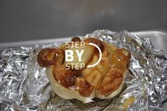 Roasting Garlic, Roasted Garlic Recipe, Roast Garlic Recipe, How to Roas...