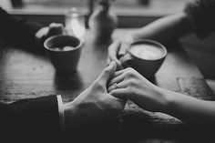A cup of coffee and the touch  of your hand gives me a great pleasure.