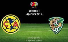 Blog de palma2mex : América 2 Chiapas 0 Jornada 1 Liga MX Apertura 201...