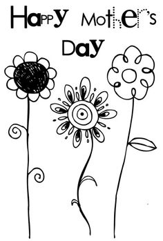 Mothers Day Card Printables For Kids