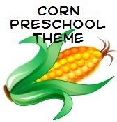 Autumn is a great time to have a corn/popcorn preschool theme. October is National Popcorn Popping Month. Thanksgiving is also a great time for learning about harvest and foods. Corn is in season and is a fun vegetable to learn about.