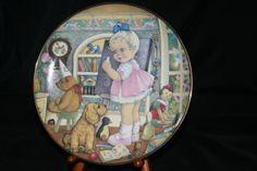 The 1998 Carol Lawson Plate   Teacher's by HeathersVintageRetro, $20.00