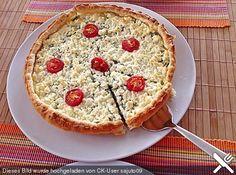 Zucchini - Quiche (Rezept mit Bild) von Pizza-Lady | Chefkoch.de