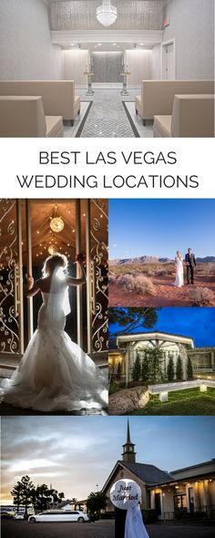 Best Las Vegas Wedding Venues and Ceremony Locations. Find out which Vegas Venue has the best reviews and overall most affordable wedding packages on the Las Vegas Strip.