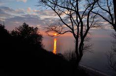 Sonnenuntergang in Rerik