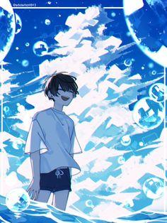 Art And Illustration, Character Illustration, Anime Fox Boy, Cute Anime Boy, Art Anime, Anime Kunst, Kunst Inspo, Art Inspo, Cute Anime Character