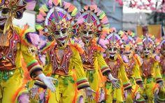 壁紙をダウンロードする 休日, 祭り, マスカラ, フィリピン