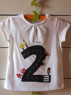 6 Ideas para decorar camisetas para los niños - Ideas de Manualidades