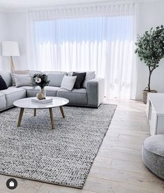 45 amazing gorgeous living room color schemes to make your room cozy 11 - Home Design Ideas Home Living Room, Interior Design Living Room, Living Room Grey, Living Room Designs, Scandinavian Interior Living Room, Cozy Living Rooms, Apartment Living, Living Room Color Schemes, Living Room Colors