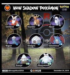 Go Guide, New Shadow, Pokemon Go