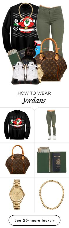 """""""Dab on em."""" by cocochanelox on Polyvore featuring Royce Leather, Moschino, Louis Vuitton, Retrò and Lacoste"""