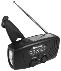 Karcher KR 110 tragbares Kurbelradio (AM/FM-Radio, Tasche... https://www.amazon.de/dp/B00B3NTC0M/ref=cm_sw_r_pi_dp_x_DgIPxb73KNKYT