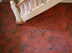 Hexagonale Terrakotta