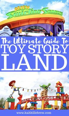 The Ultimate Guide to Walt Disney World's Toy Story Land - Disney world - Oktoberfest Disney World Hotels, Disney Worlds, Disney World Resorts, Disney World Tipps, Disney World Secrets, Disney World Food, Disney World Magic Kingdom, Disney World Planning, Disney World Tips And Tricks