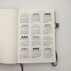 My Bullet Journal Set Up – inkycauldron