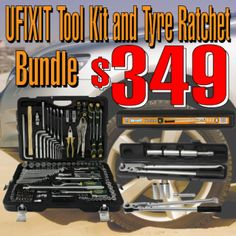 Tool Kit Ratchet Bundle