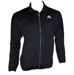 elegante Adidas Trainingsjacke in schwarz!