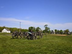 Antietam National Battlefield, Sharpsburg, Maryland.