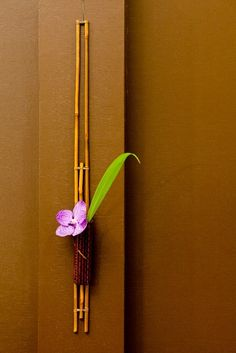Sakul Intakul Ikebana flower arrangement