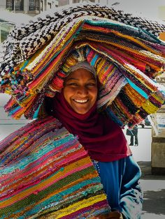 Woman in Cairo