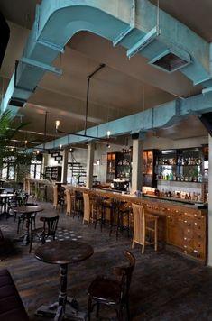 Laborator cocktail bar