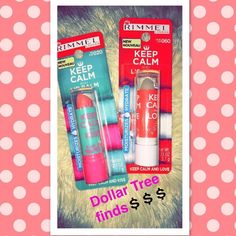 I found these today @thedollartreecompany in town! Only $1 each woot! If you look you never know what deals you can find there. Stay hydrated my loves @rimmellondonuk @dollar_tree_deals #rimmellondon #dollartree #keepcalmandlove #keepcalmandkiss #deals #save #flyonadimewv #styling